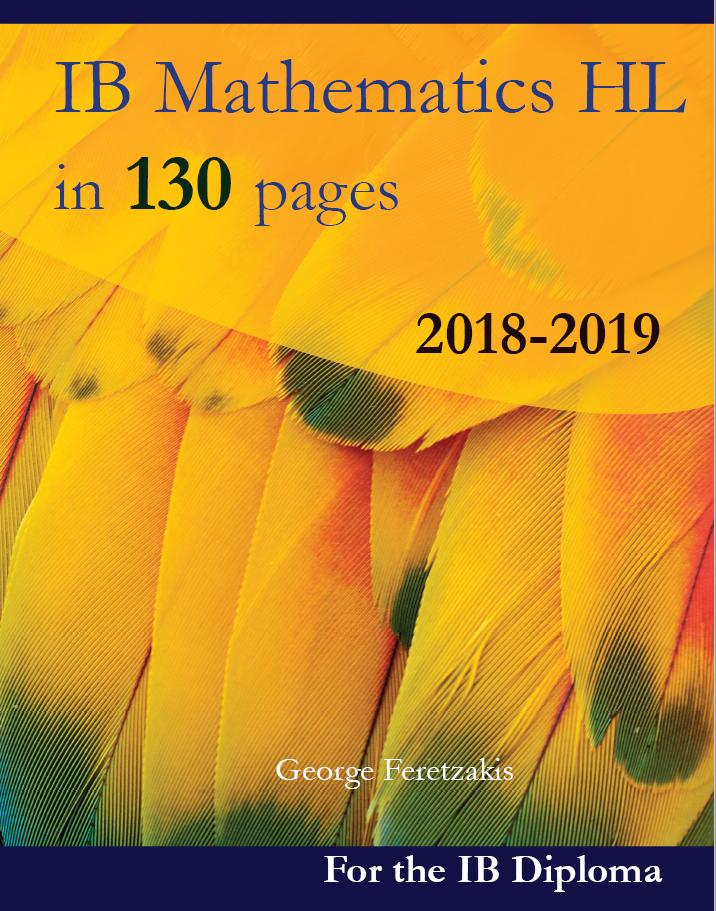IB Mathematics HL