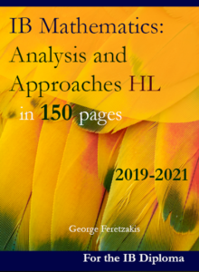 IB Mathematics analysis and approaches HL