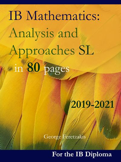 IB Mathematics: Analysis and Approaches, Standard Level